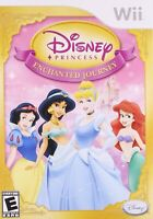 Disney Princess: Enchanted Journey - Nintendo  Wii Game