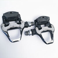 Shimano 105 Road Bike Pedals PD-5700 Cycling Clipless Black Gravel CX