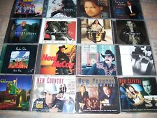 Lot of 16 Country Music CDs