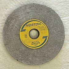 Norton Grinding Wheel 32a54 J8vg 8 X 1 14 X 1 14 3600 Rpm Free Shipping