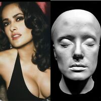 "Selma Hayek Life Mask Cast""From Dusk Till Dawn""Frida"""" Very Rare Hard to Find!!!"