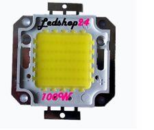 RICAMBIO CHIP FARO 100W 6000K LED COB POWER 3500mA DC 30V-36V 9000-9500 Lumen **