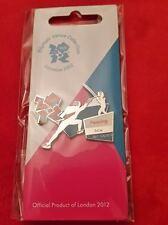Olympics London 2012 Venue Sports Logo Pose Pin - Fencing
