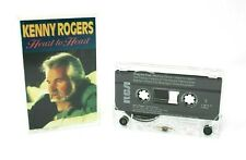 Kenny Rogers Heart To Heart Cassette Tape 1992 BMG Music RCA