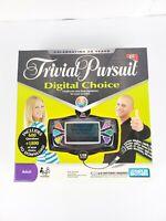 Trivial Pirsuit Digital Choice Family Game HASBRO New Sealed