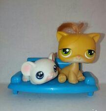LPS LITTLEST PET SHOP CAT and MOUSE