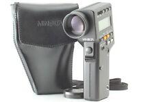 【MINT+】  Minolta Spot Meter F Light Exposure Meter w/ Case & Strap From JAPAN