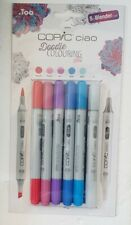 Copic Ciao 5+1 Doodle Colouring Set