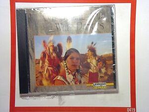 Native American Red IndiaCeremonial & War Dances CD New