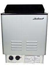 4.5KW Sauna Heater, Sauna Stove, Wet&Dry, Rock Protector, Free Shipping