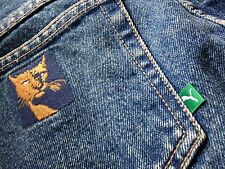 Puma jeans vintage pre-owned  slightly used from around period 1983 to