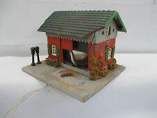 Faller H0 131 Haus Stellwerk mit Läutwerk An Bastler (Siehe Foto)  WT2621