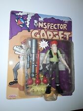 INSPECTEUR ( inspector ) GADGET blister neuf scellé MAD AGENT M.A.D IDEAL 1992
