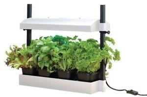 Garland Micro Grow Light 1 x 11W - Seed Plant Electric Propagation Light White