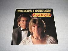 FRANK MICHAEL MARTINE LAURENT 45 TOURS BELGIQUE MELODIE