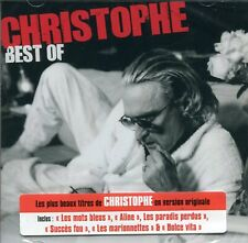 Christophe : Best of (CD)