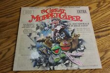 The Muppets The Great Muppet Caper 1981 Warner Bros Sound Track Recording