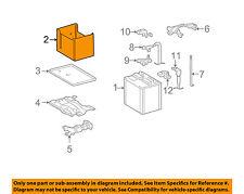 TOYOTA OEM-Battery Box Tray Bracket 2889928100