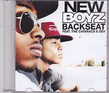 New Boyz-Backseat Promo cd single