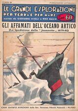 Gli affamati dell'Oceano Artico - Vitali / David - Sonzogno 5086