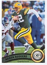 2011 Topps Football Card #s 1-250 +Rookies (A1482) - You Pick - 10+ FREE SHIP