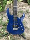 2000-2002 Washburn Pro WR120 Blue Rocker Series Electric Guitar UNIQUE & RARE!!! for sale