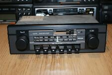 Philips 232 Vintage 80s Car Stereo + MP3/iPod Austin Rover Ford Mini Talbot MG