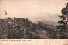 RARA CARTOLINA DI BAIARDO - IMPERIA - 1913 C4-1687