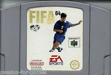 FIFA 64 for Nintendo 64  N64