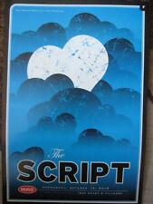 The SCRIPT FILLMORE POSTER Original Bill Graham F1067 Randy Fung