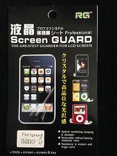 RG Professional Screen Guard For iPod nano-5