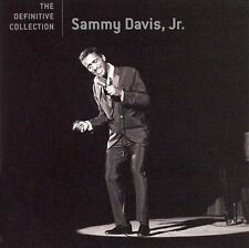 The Definitive Collection by Sammy Davis, Jr. (CD, Aug-2006, Hip-O)