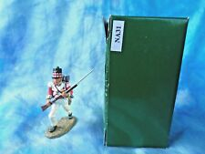 KING & COUNTRY retired - NA31 British 471st Highlander charging Waterloo 1815