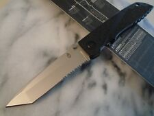 "Gerber Icon Tanto Big Pocket Knife Tactical Folder 7Cr17 31-003242 9 1/2"" Open"