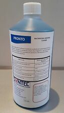 Syntec pronto concentrated bactericidal cleaning fluid, citrus aroma, 750ml.
