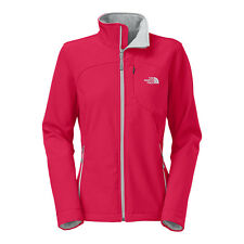 NWT The North Face Apex Bionic Jacket Womens Sz XL Rose Red Soft Shell Windproof
