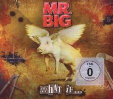 Mr. Big - What If... CD/DVD NEU OVP
