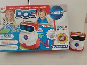 Galileo Doc Mein erster Programmierbarer Roboter