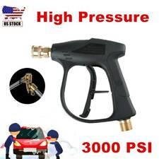 Car Wash Gun High Pressure Yard Powerful 3000 PSI for Auto Car Clean Washers New