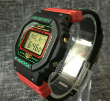 CASIO G SHOCK DW-5600THC-1 THE ORIGIN THROWBACK 1990'S SPECIAL COLORS BRAND NEW
