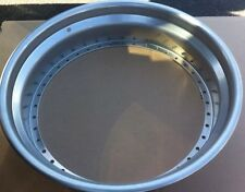 "19""x 4""Outer Step Lip Raw fits all 3pc Wheel Hre,Asanti,vellano,gfg.Adv1,iforged"
