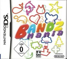 BANDZ MANIA for Nintendo DS NDS - with box & manual