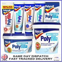 Polycell Smooth Polyfilla Repair Filler Multi Purpose Quick Drying Ready Mixed