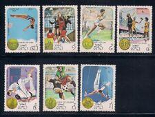 Laos   1984   Sc # 521-27   Olympics    MNH   (1-443)