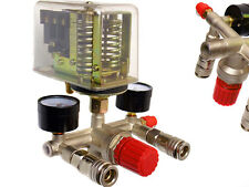400V Druckregler + Druckschalter für Kompressor (3-phasig) ***GUNSTIG***