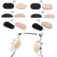 40Pcs Soft Foam Nose Pad Self Adhesive Anti-Slip Eyeglass Sunglasses Nose Pads