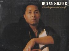LP 2814 BUNNY SIGLER - I've Always Wanted To Sing -  - 1979 USA SIGILLATO