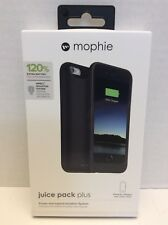 Mophie Juice Pack Plus External Battery Case For iPhone 6 & 6S - Black