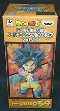 World Collectible Figure Vol.10 SS4 Son Goku DRAGON BALL SUPER Japan import