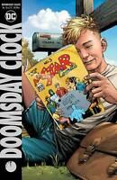 DOOMSDAY CLOCK #10 (OF 12) GARY FRANK VARIANT DC COMICS REBIRTH WATCHMEN